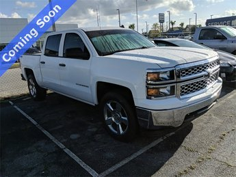 2014 Chevy Silverado 1500 LT Automatic 4X4 4 Door