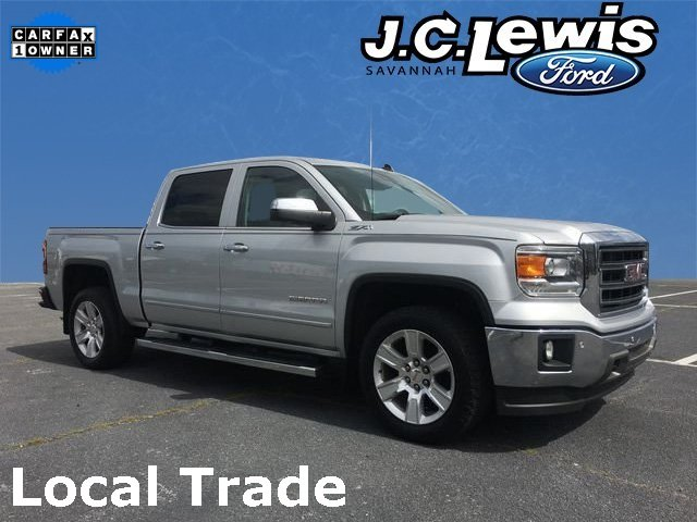 used 2014 gmc sierra 1500 slt rwd truck for sale in savannah ga fn8083a. Black Bedroom Furniture Sets. Home Design Ideas
