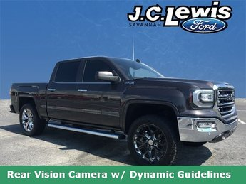 2016 GMC Sierra 1500 SLT 4 Door Truck EcoTec3 6.2L V8 Engine