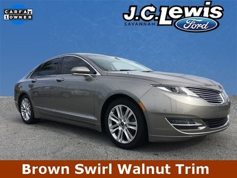2016 Lincoln MKZ Base Automatic Sedan 4 Door
