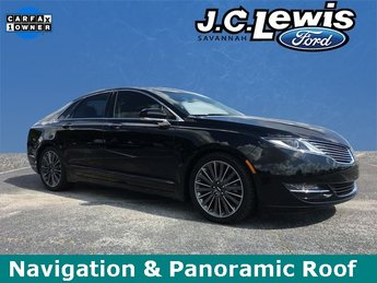 2016 Lincoln MKZ Base 4 Door Automatic 3.7L V6 Ti-VCT 24V Engine FWD