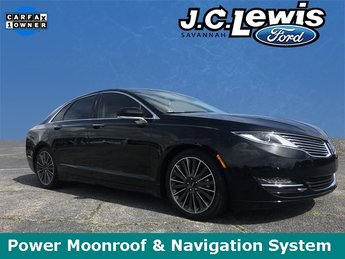 2016 Lincoln MKZ Hybrid Sedan 2.0L I4 Atkinson-Cycle iVCT Engine Automatic (CVT) 4 Door