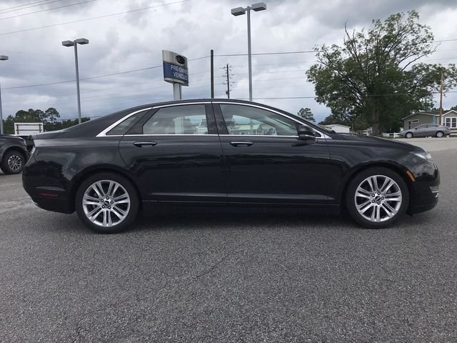 2015 Tuxedo Black Metallic Lincoln MKZ Hybrid 4 Door Automatic (CVT) Sedan 2.0L I4 Atkinson-Cycle iVCT Engine FWD