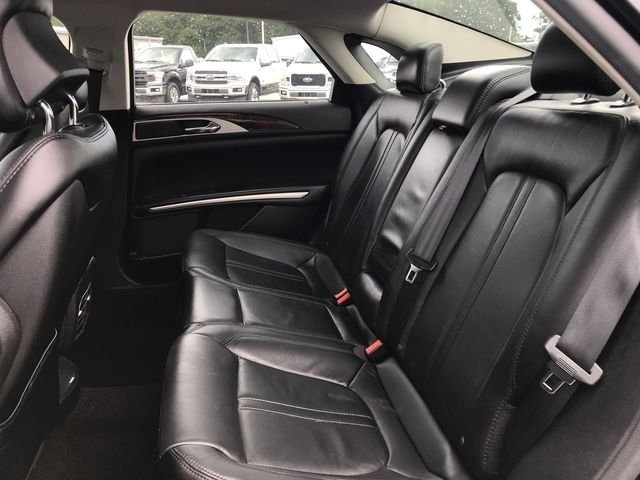 2015 Tuxedo Black Metallic Lincoln MKZ Hybrid Automatic (CVT) 2.0L I4 Atkinson-Cycle iVCT Engine Sedan FWD 4 Door