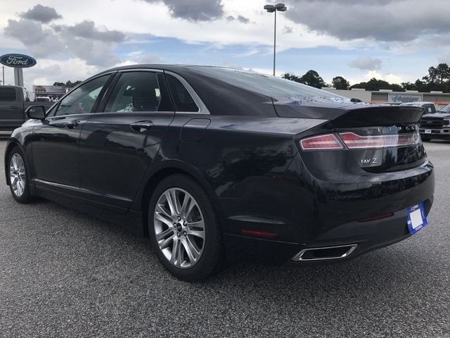 2015 Lincoln MKZ Hybrid 2.0L I4 Atkinson-Cycle iVCT Engine Automatic (CVT) Sedan 4 Door