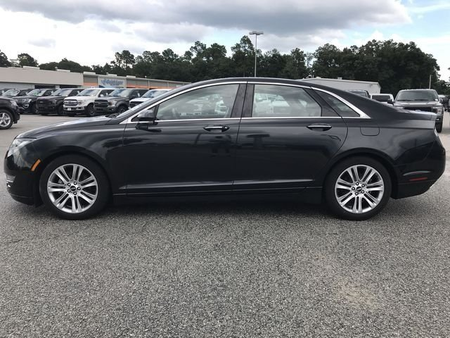 2015 Tuxedo Black Metallic Lincoln MKZ Hybrid Sedan 4 Door FWD