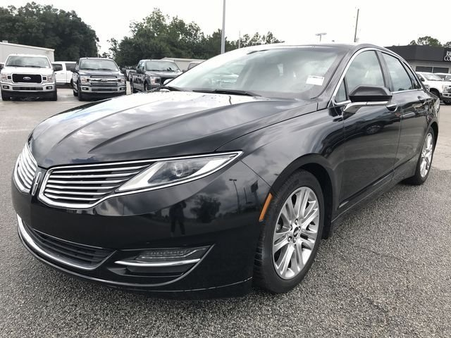 2015 Lincoln MKZ Hybrid 4 Door 2.0L I4 Atkinson-Cycle iVCT Engine Sedan