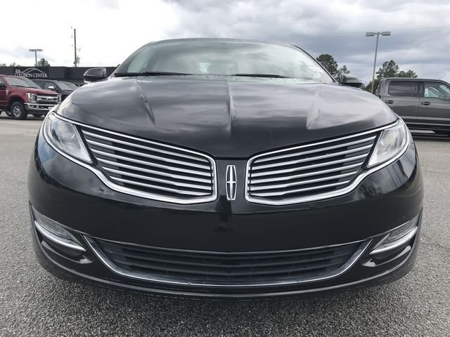2015 Lincoln MKZ Hybrid 4 Door FWD 2.0L I4 Atkinson-Cycle iVCT Engine Automatic (CVT) Sedan