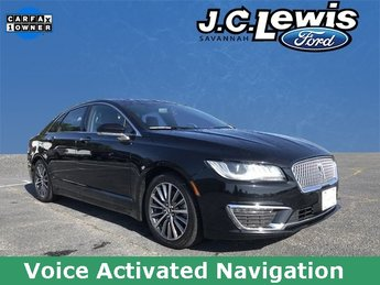 2017 Lincoln MKZ Select 4 Door 2.0L GTDi Engine FWD