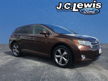 2011 Golden Umber Mica Toyota Venza Base Automatic 4 Door SUV