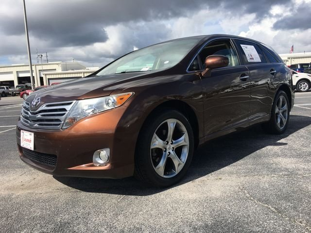 2011 Toyota Venza Base SUV Automatic 4 Door 3.5L V6 SMPI DOHC Engine FWD