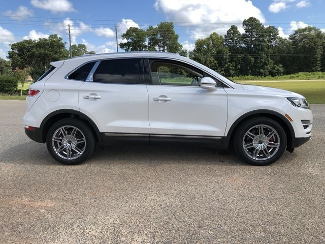 2015 White Platinum Metallic Tri-Coat Lincoln MKC Reserve EcoBoost 2.0L I4 GTDi DOHC Turbocharged VCT Engine Automatic SUV FWD