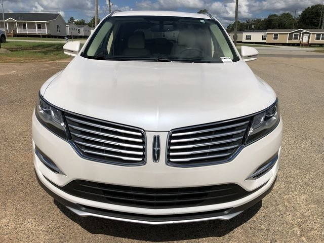 2015 White Platinum Metallic Tri-Coat Lincoln MKC Reserve Automatic 4 Door SUV FWD EcoBoost 2.0L I4 GTDi DOHC Turbocharged VCT Engine