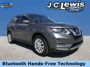 2017 Nissan Rogue S 4 Door SUV 2.5L I4 DOHC 16V Engine FWD