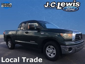2008 Toyota Tundra SR5 i-Force 5.7L V8 DOHC Engine 4 Door Automatic