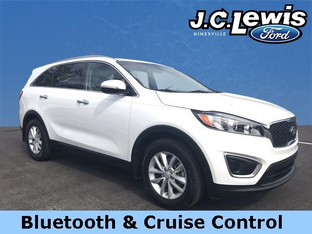 2016 Kia Sorento LX 2.4L DOHC Engine Automatic 4 Door SUV