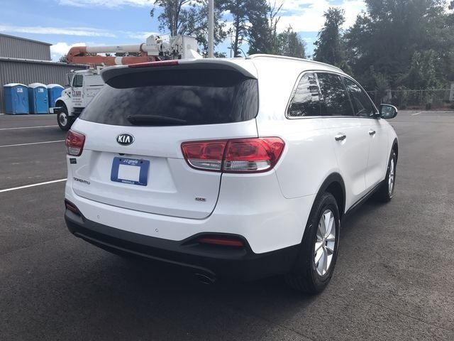 2016 Kia Sorento LX 4 Door SUV 2.4L DOHC Engine Automatic