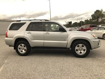 2006 Toyota 4Runner SR5 Automatic RWD 4 Door SUV 4.0L V6 SMPI DOHC Engine