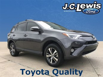 2017 Toyota RAV4 XLE 4 Door 2.5L 4-Cylinder DOHC Dual VVT-i Engine FWD Automatic