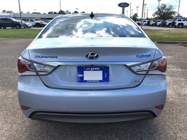 2015 Hyundai Sonata Hybrid Limited FWD 4 Door 2.4L 4-Cylinder Atkinson-Cycle Hybrid Engine
