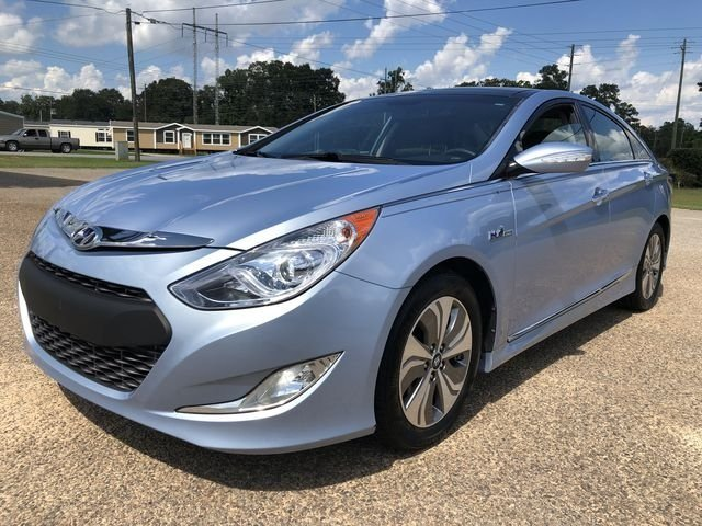 2015 Hyundai Sonata Hybrid Limited Sedan 4 Door FWD