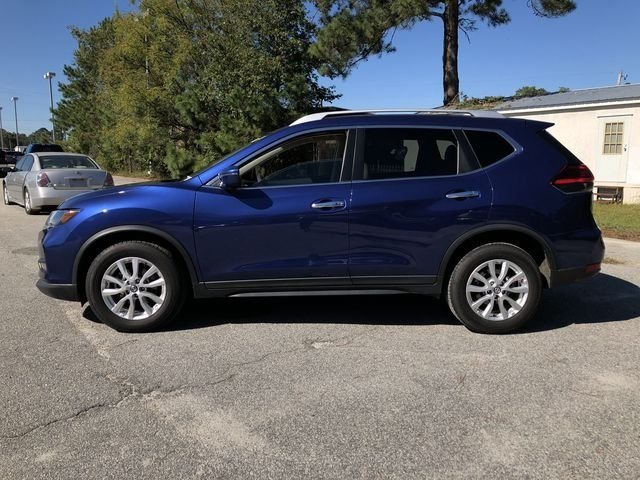 2017 Nissan Rogue SV FWD SUV 2.5L I4 DOHC 16V Engine 4 Door