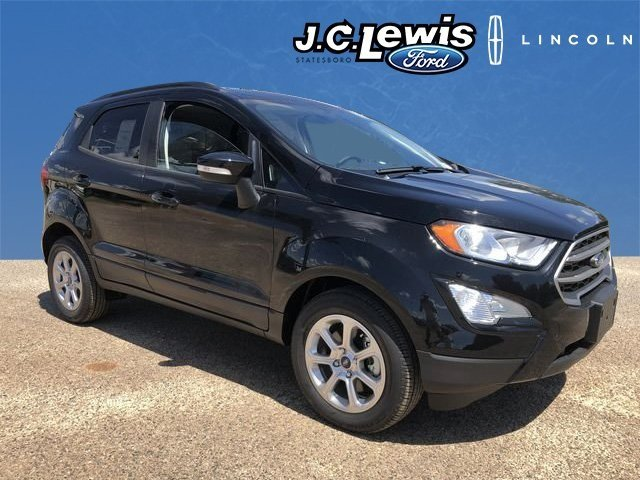 2018 Ford EcoSport SE FWD SUV Automatic 4 Door