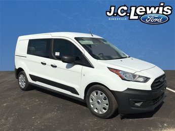 2019 Frozen White Ford Transit Connect XL FWD Automatic I4 Engine