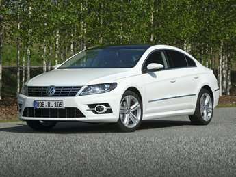 2013 Volkswagen CC Automatic FWD 2.0L Turbocharged TSI Engine Sedan