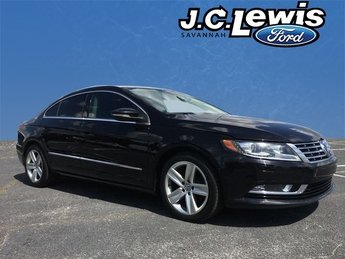 2013 Deep Black Metallic Volkswagen CC Sedan 4 Door FWD