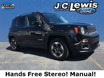 2015 Jeep Renegade Latitude 4 Door FWD 1.4L I4 16V MultiAir Turbocharged Engine SUV