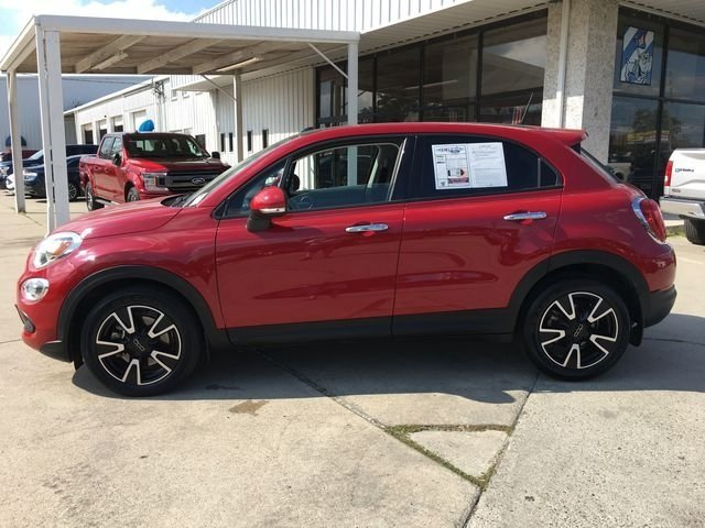 2016 FIAT 500X Easy FWD 2.4L I4 MultiAir Engine 4 Door Automatic