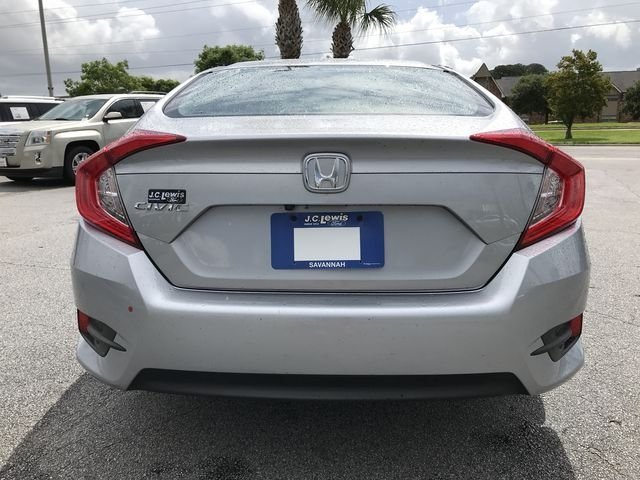 2017 Honda Civic LX FWD Automatic (CVT) Sedan