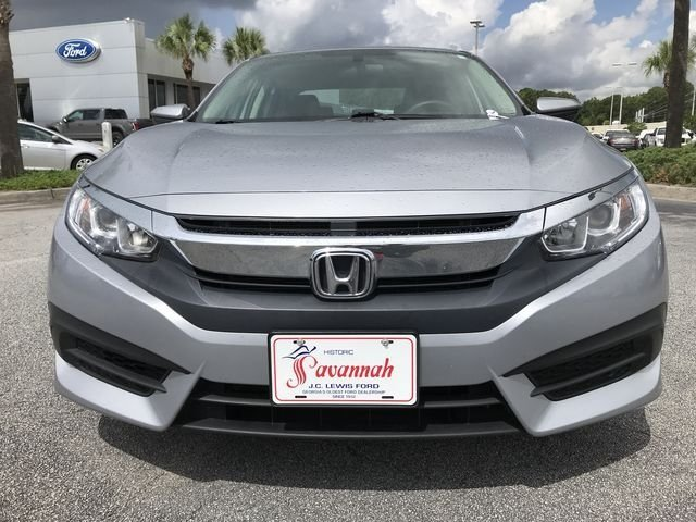 2017 Honda Civic LX FWD 2.0L I4 DOHC 16V i-VTEC Engine Sedan Automatic (CVT) 4 Door
