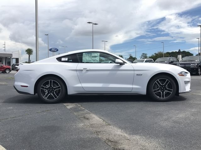 2019 Ford Mustang GT RWD Coupe 5.0L V8 Ti-VCT Engine 2 Door