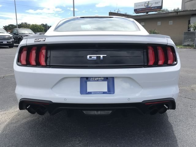 2019 Oxford White Ford Mustang GT Automatic 2 Door Coupe