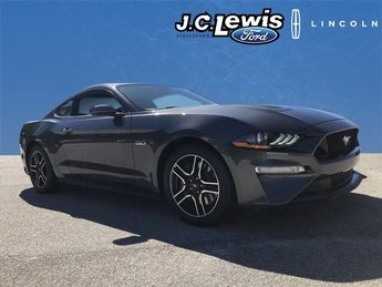 2019 Magnetic Metallic Ford Mustang GT 2 Door RWD Manual 5.0L V8 Ti-VCT Engine Coupe