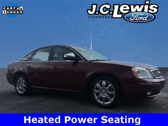 2006 Ford Five Hundred Limited 4 Door Automatic Duratec 3.0L V6 24V Engine FWD
