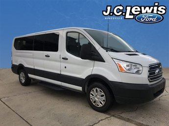 2017 White Ford Transit-350 Van 3.7L V6 Ti-VCT 24V Engine Automatic