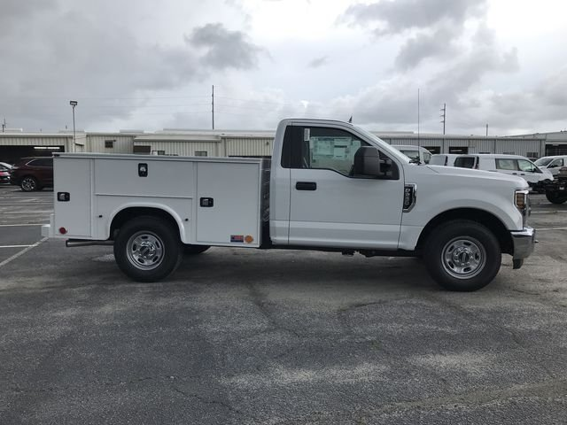 2018 Oxford White Ford Super Duty F-250 SRW XL Truck Automatic RWD V8 Engine 2 Door