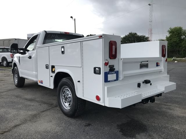 2018 Oxford White Ford Super Duty F-250 SRW XL Automatic Truck V8 Engine RWD