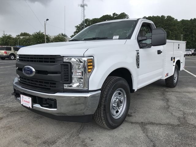 2018 Ford Super Duty F-250 SRW XL Truck V8 Engine 2 Door RWD