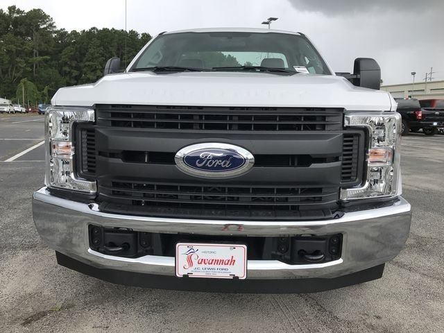 2018 Ford Super Duty F-250 SRW XL Automatic V8 Engine 2 Door