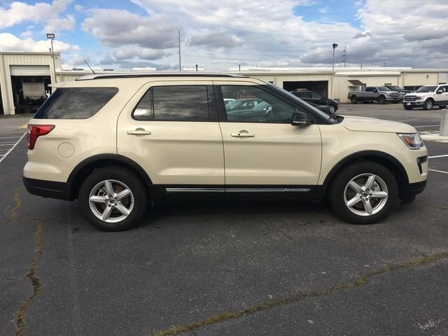 2018 Ford Explorer XLT Automatic SUV 4 Door