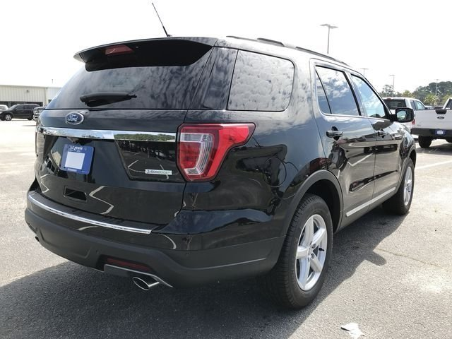 2018 Ford Explorer XLT FWD 4 Door SUV 2.3L I4 Engine Automatic