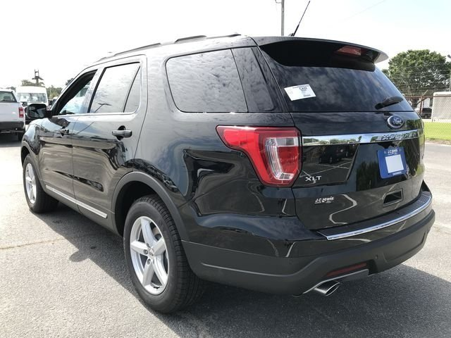 2018 Ford Explorer XLT SUV Automatic 4 Door FWD 2.3L I4 Engine