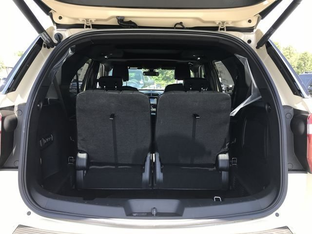 2018 Ford Explorer Limited FWD Automatic 4 Door 3.5L V6 Ti-VCT Engine