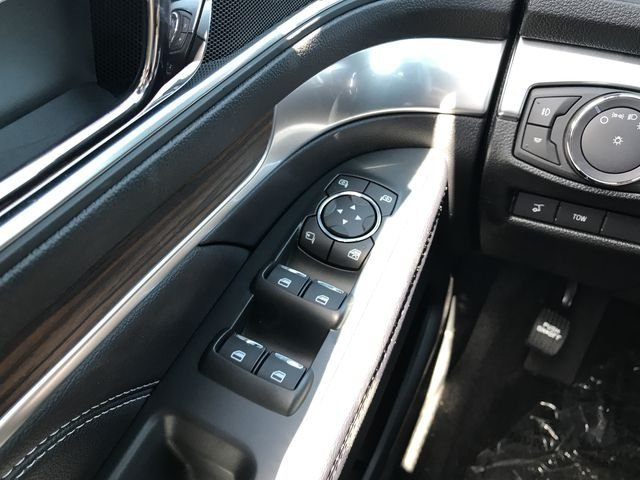 2018 Ford Explorer Limited Automatic 3.5L V6 Ti-VCT Engine 4 Door FWD SUV