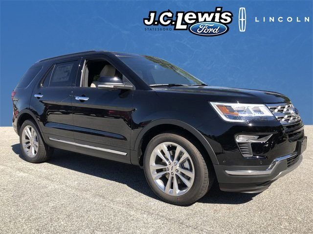 2018 Ford Explorer Limited SUV 4 Door Automatic 3.5L V6 Ti-VCT Engine