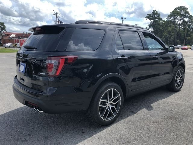 2018 Ford Explorer Sport 4 Door Automatic 4X4 SUV